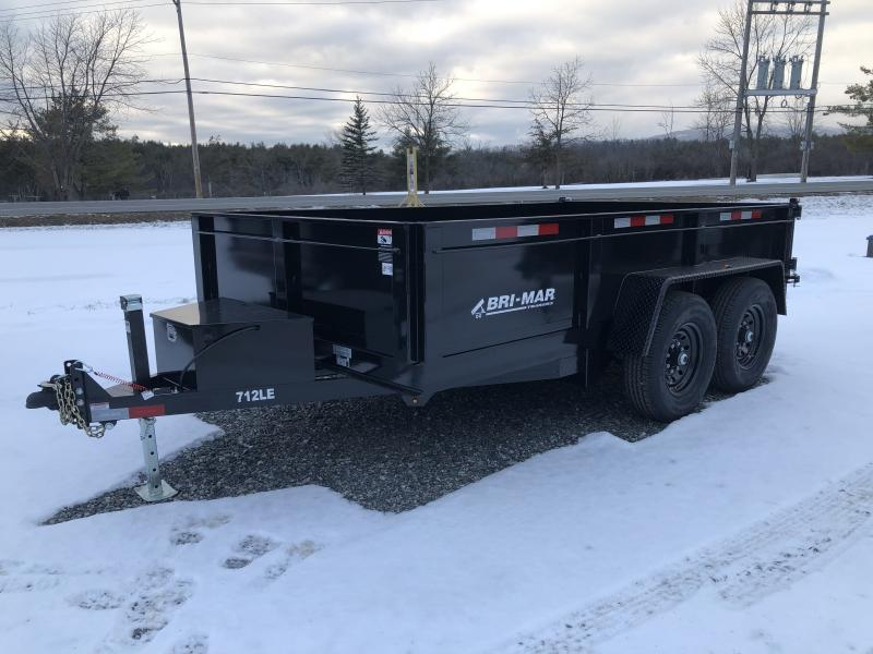 2021 Bri-Mar DT712LP-LE-12 Dump Trailer