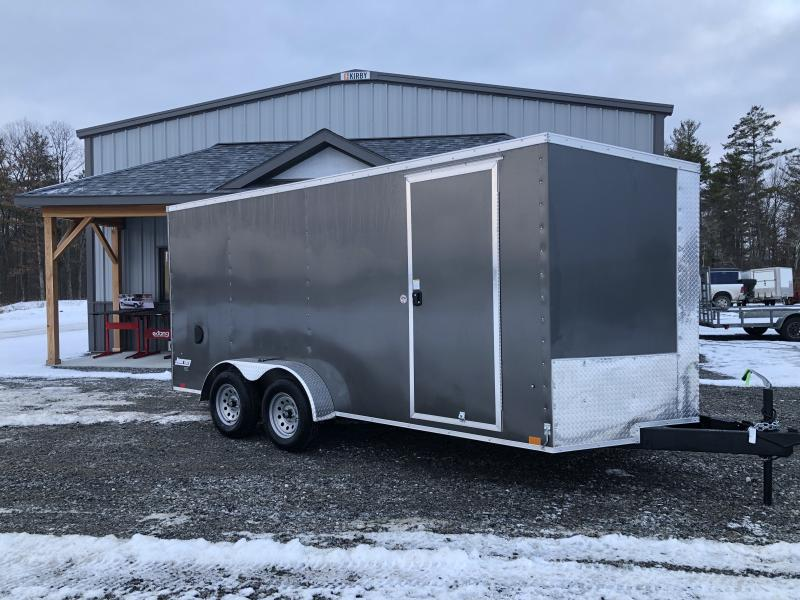 2022 Pace American 7X16 JOURNEY SE CARGO ENCLOSED TRAILER Enclosed Cargo Trailer