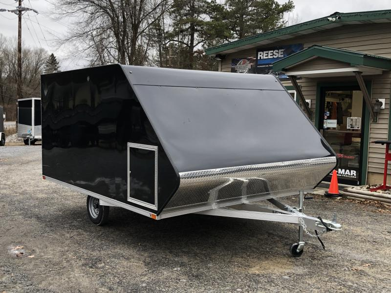 2020 Sport Haven AH1285 Snowmobile Trailer