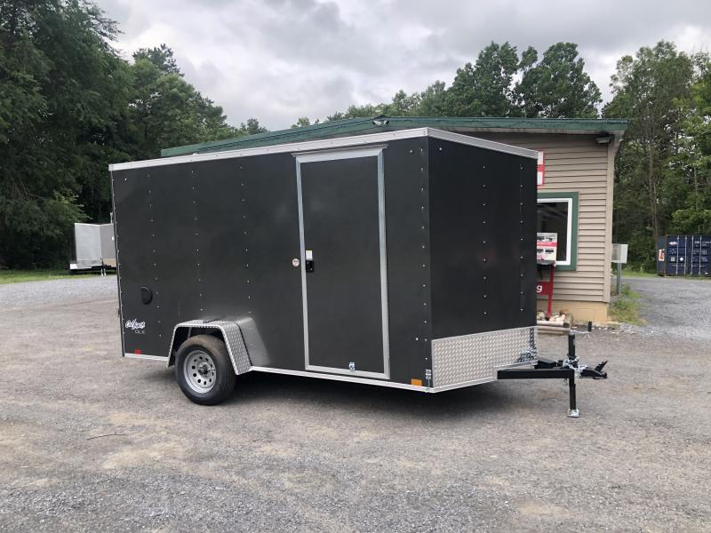 2021 Pace American 6 X 12 OUTBACK CARGO DELUXE Enclosed Cargo Trailer