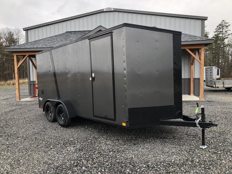 2021 Pace American OUTBACK CARGO DLX 7X16 Enclosed Cargo Trailer