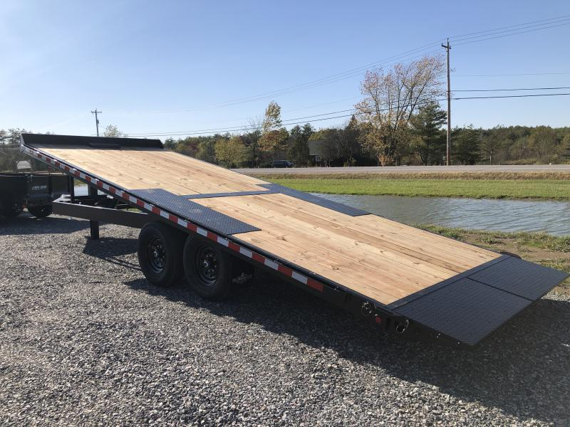 2021 BWISE THD22-15 Equipment Trailer