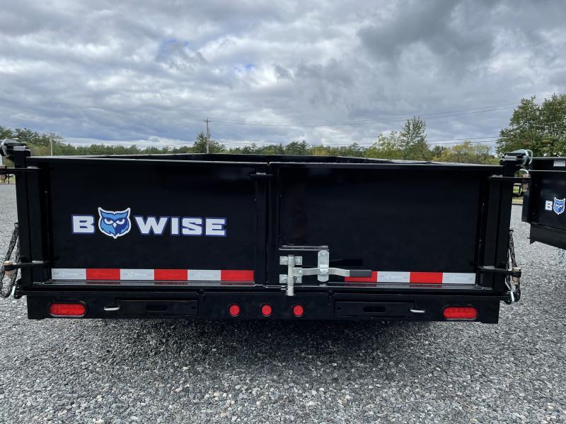 2022 BWISE DLP16-15K Dump Trailer