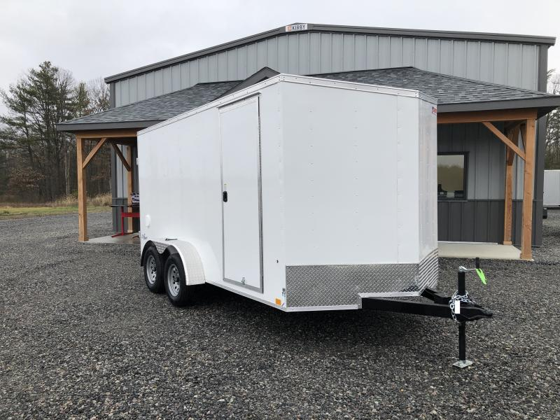 2021 Pace American OUTBACK CARGO DLX 7X14 Enclosed Cargo Trailer
