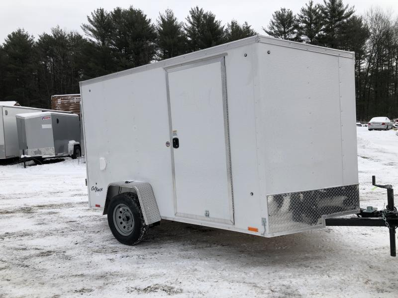 2020 Pace American OB 6X10 SE2 DLX Enclosed Cargo Trailer