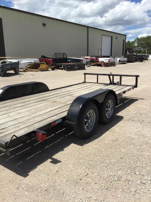 1996 Other utility Utility Trailer