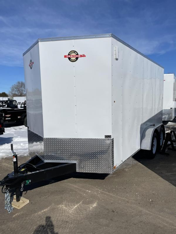 2021 Carry-On 7X14CGR Enclosed Cargo Trailer