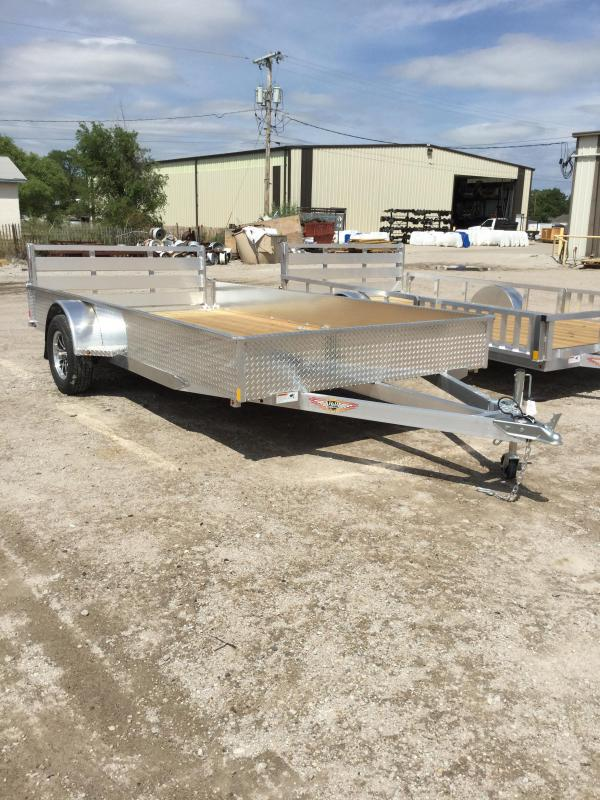 2020 H and H Trailer H8214SSA-030 Utility Trailer