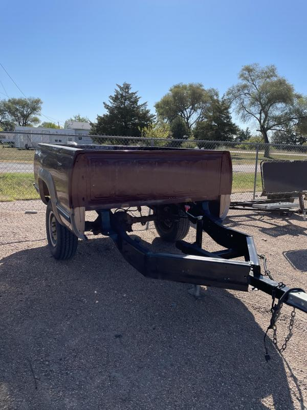 1998 Other pickup box trailer Utility Trailer