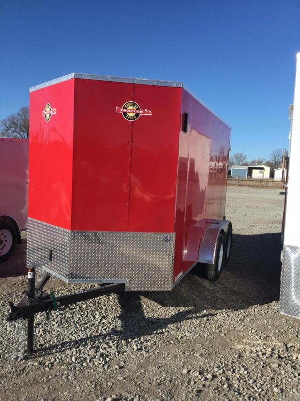 2021 Carry-On 6X12CGR7K Enclosed Cargo Trailer