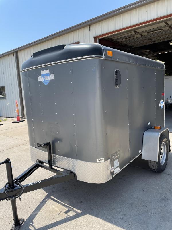 2009 Load Rite 5x8 cargo Enclosed Cargo Trailer