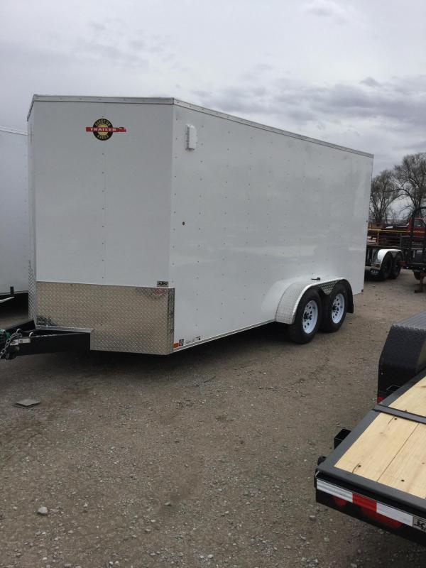 2020 Carry-On 7x16CGRM Enclosed Cargo Trailer