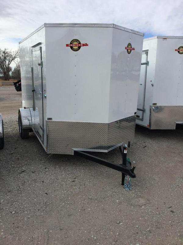 2021 Carry-On 6x12CG Enclosed Cargo Trailer