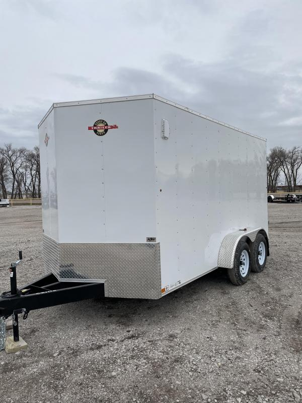2021 Carry-On 7X14CG Enclosed Cargo Trailer