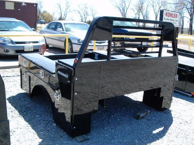 2019 Pronghorn Steel Truck Bed