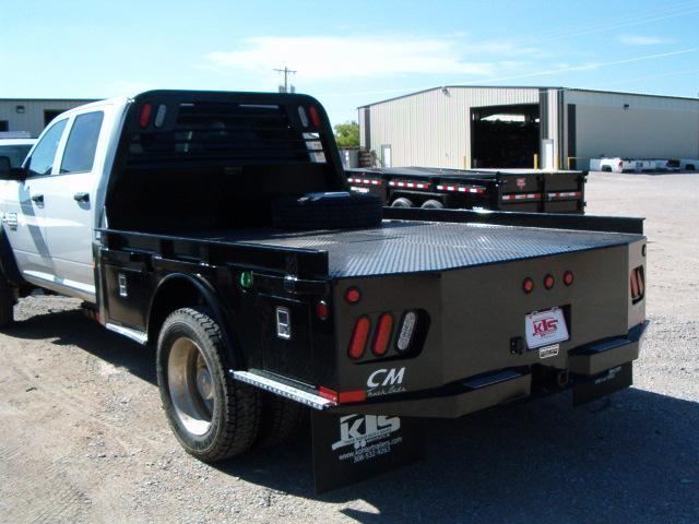 2019 CM 4-Box Steel Truck Bed