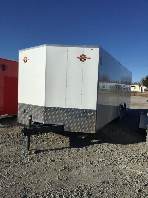 2021 Carry-On 8.5X24CGR Enclosed Cargo Trailer
