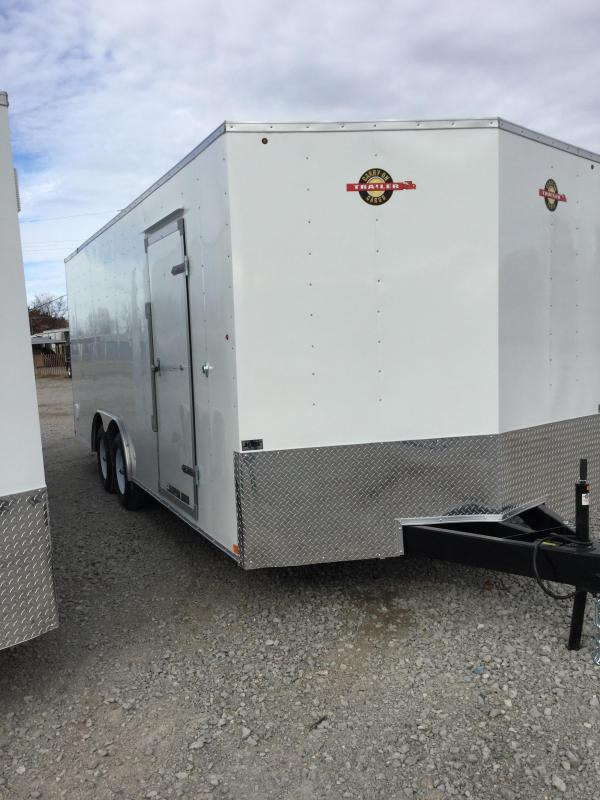 2021 Carry-On 8.5X20CGR Enclosed Cargo Trailer