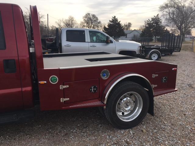 2019 CM ER Steel Truck Bed