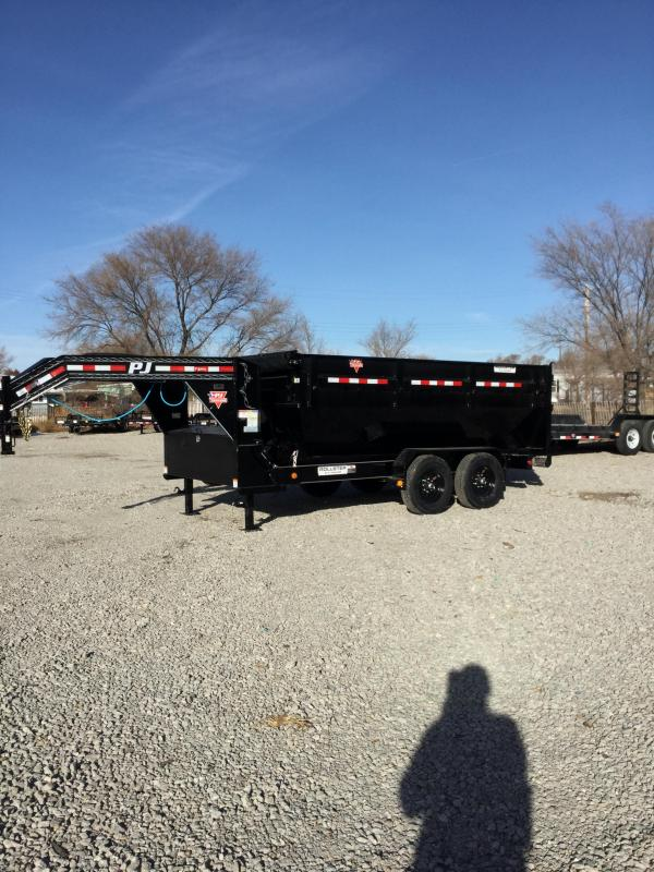 2021 PJ Trailers Rollster Roll Off Dump (DR) Dump Trailer