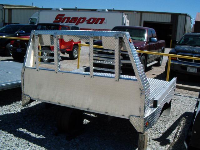 2019 Truck Defender Aluminum Truck Bed
