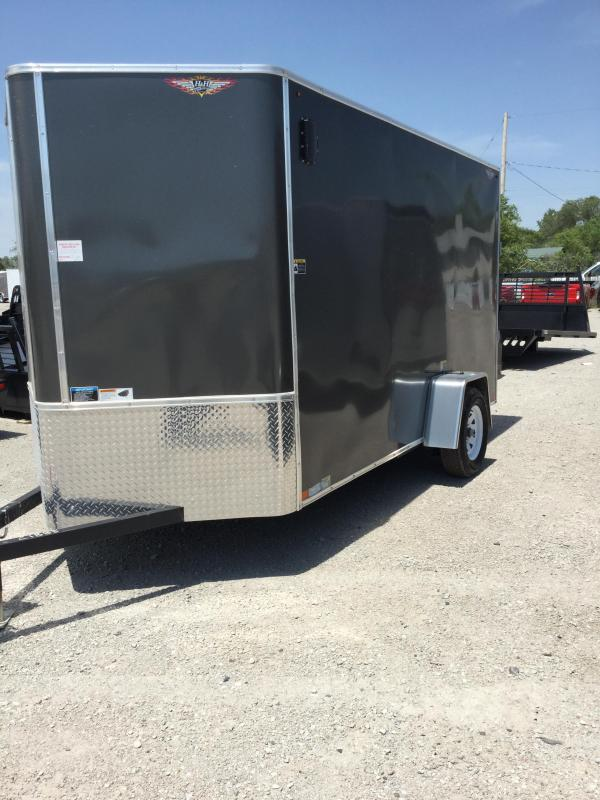 2020 H and H Trailer H7212SFTV-035 Enclosed Cargo Trailer