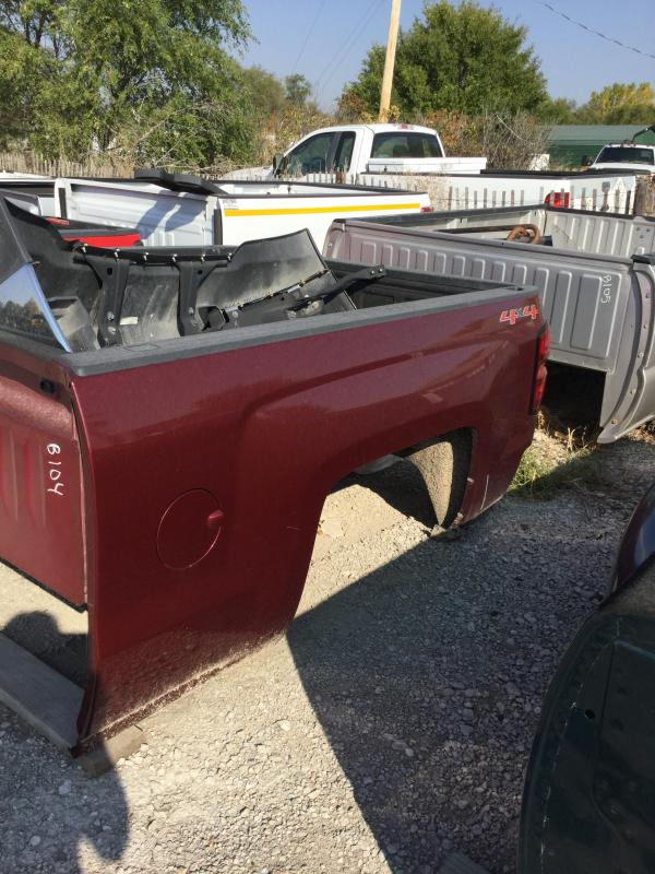 2015 Other 15 19 chevy 6 6 Truck Bed