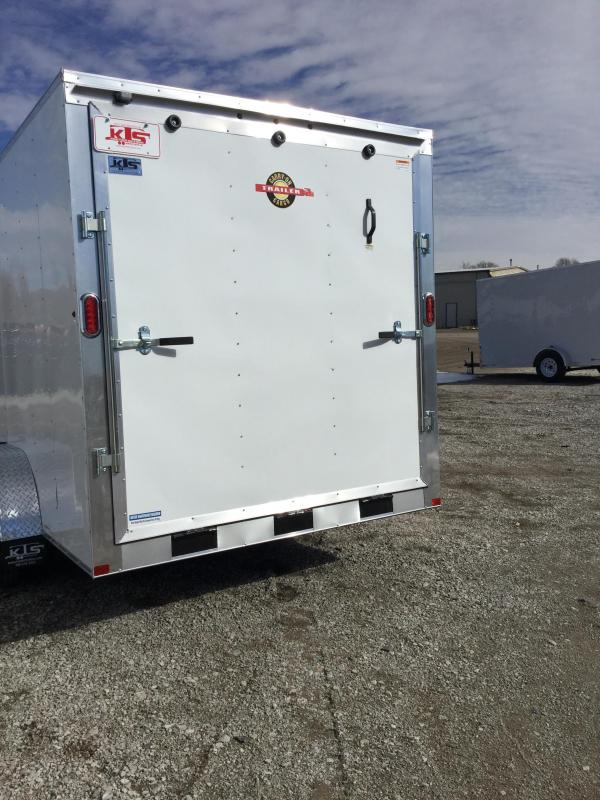 2021 Carry-On 7X16CGR Enclosed Cargo Trailer