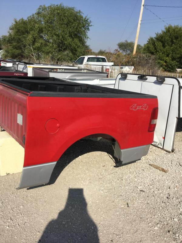 2004 Other 04 09 Ford Truck Bed