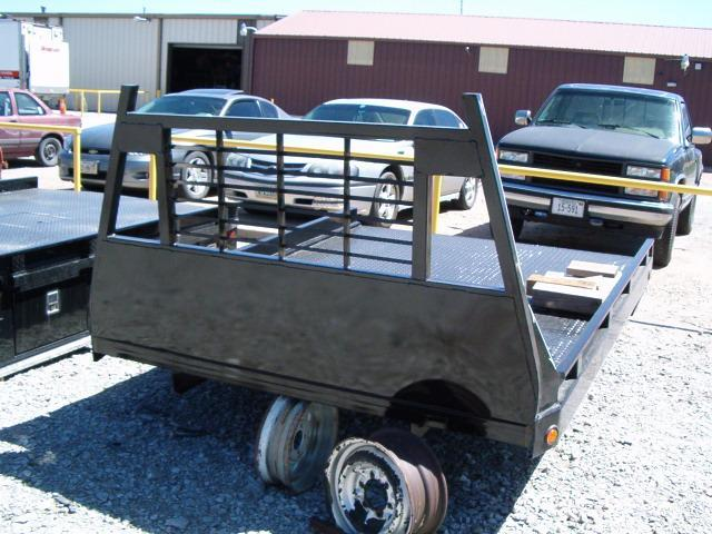 2019 J and I Steel Truck Bed