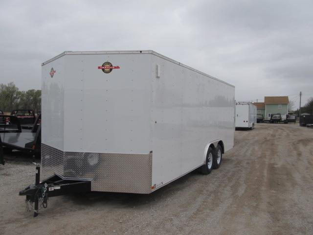 2020 Carry-On 8.5x20CGR Enclosed Cargo Trailer