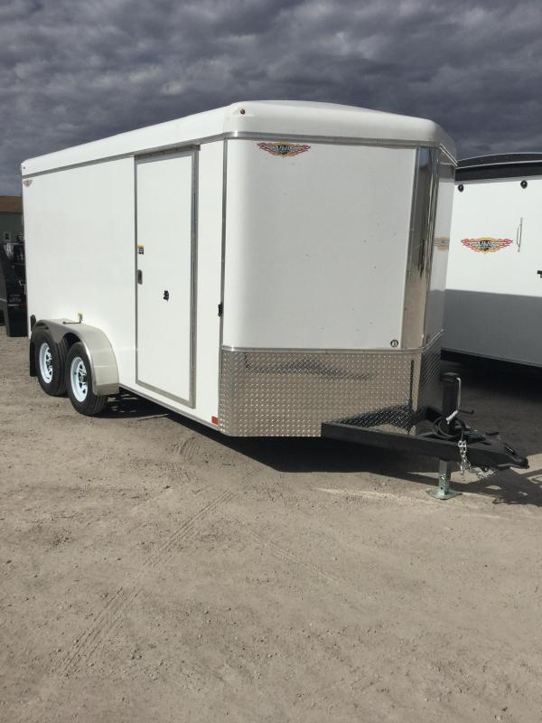 2021 H and H Trailer 7x14 HH Enclosed Cargo Trailer (H8414TRTV-070) Enclosed Cargo Trailer