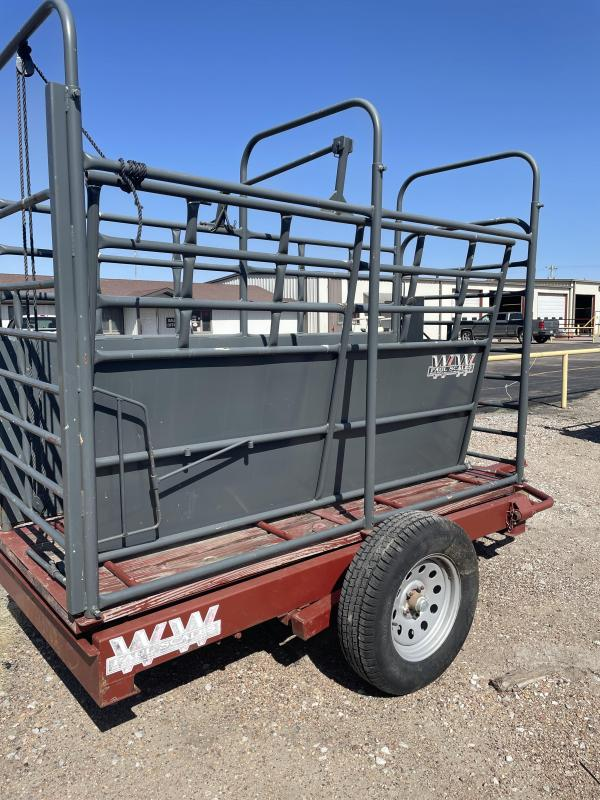 2016 Other WW paul scale Livestock Trailer
