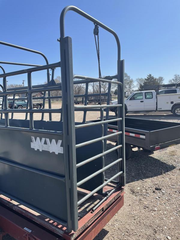 2016 Other WW paul scale Livestock Trailer