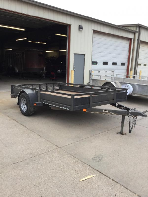 2007 Other single axle utility Utility Trailer