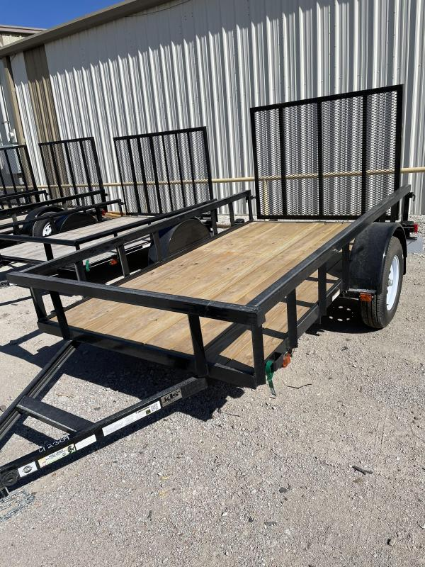 2021 Carry-On 5.5x10 Utility Trailer