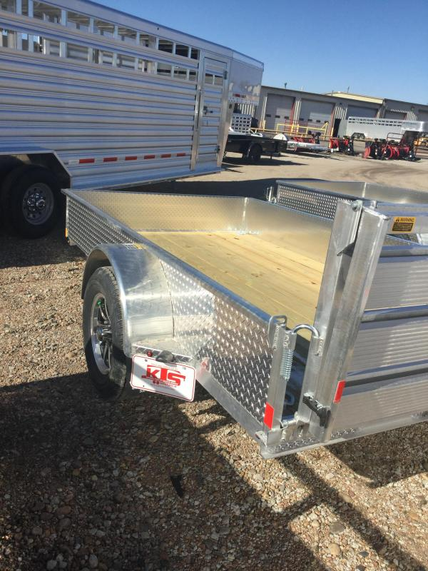 2021 H and H Trailer H6610SSA-030 Utility Trailer