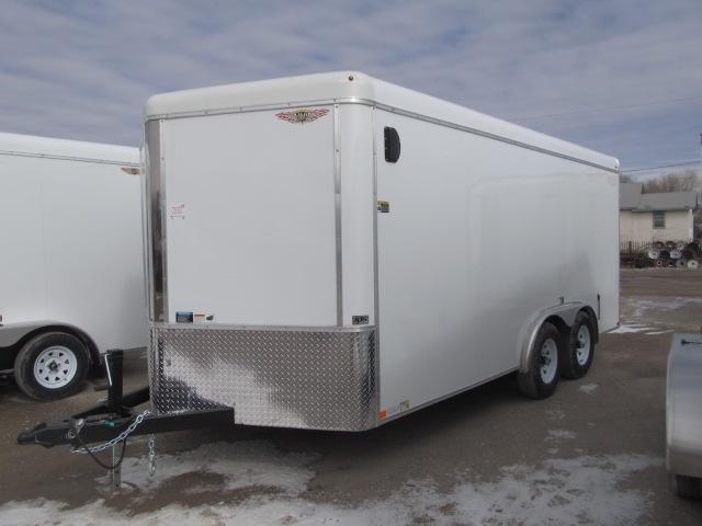 2020 H and H Trailer H7212TRTV-070 Enclosed Cargo Trailer