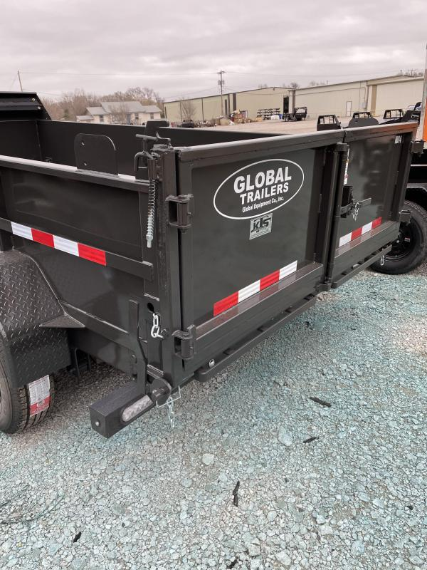2022 Global Equipment Co. GDTHD14 Dump Trailer