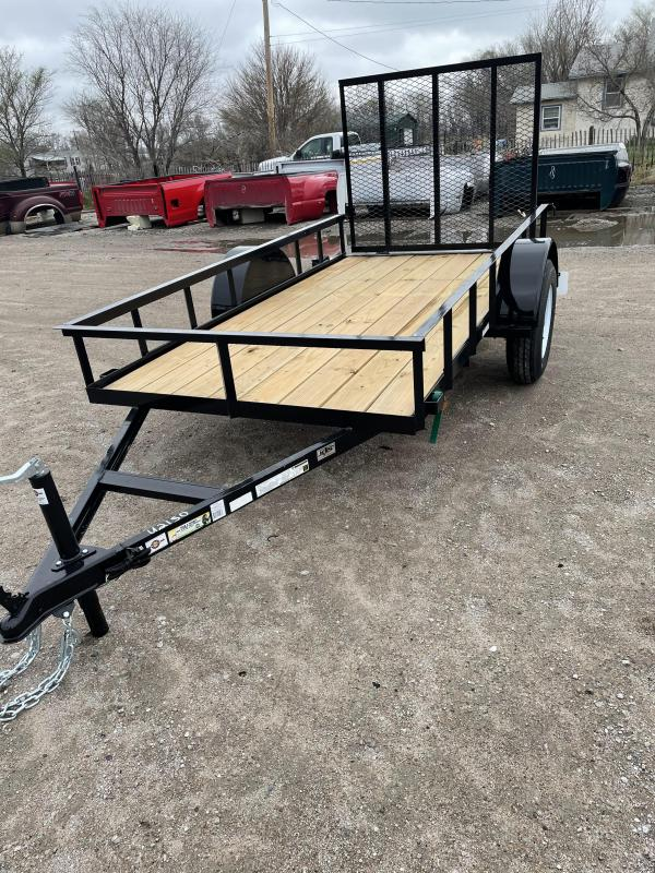 2021 Carry-On 5X10GW Utility Trailer