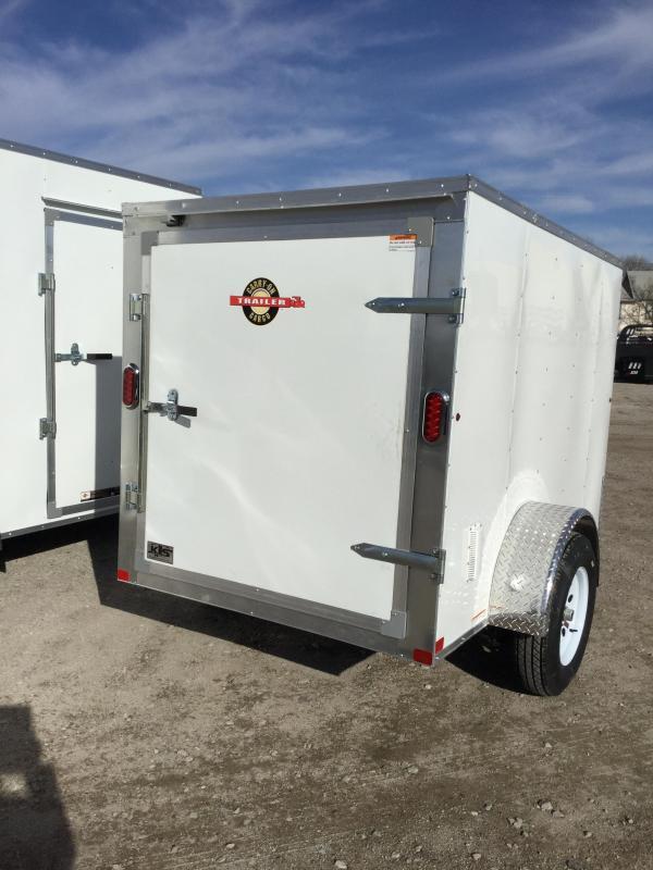 2021 Carry-On 5x8CGCM Enclosed Cargo Trailer