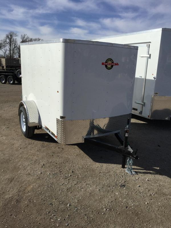 2021 Carry-On 5x8CGCM Enclosed Cargo Trailer