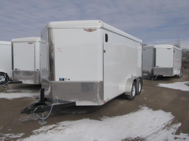 2020 H and H Trailer H8414TRTV-070 Enclosed Cargo Trailer