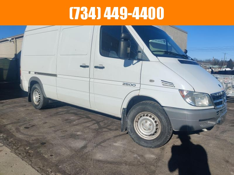 2006 Dodge Sprinter 2500 High Roof Diesel Truck