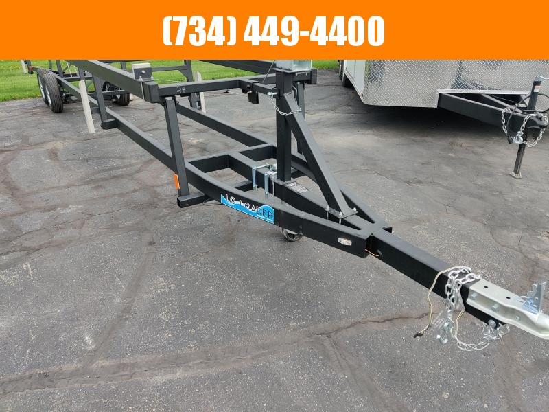 2021 Hoosier  24FT Center Lift Pontoon Trailer