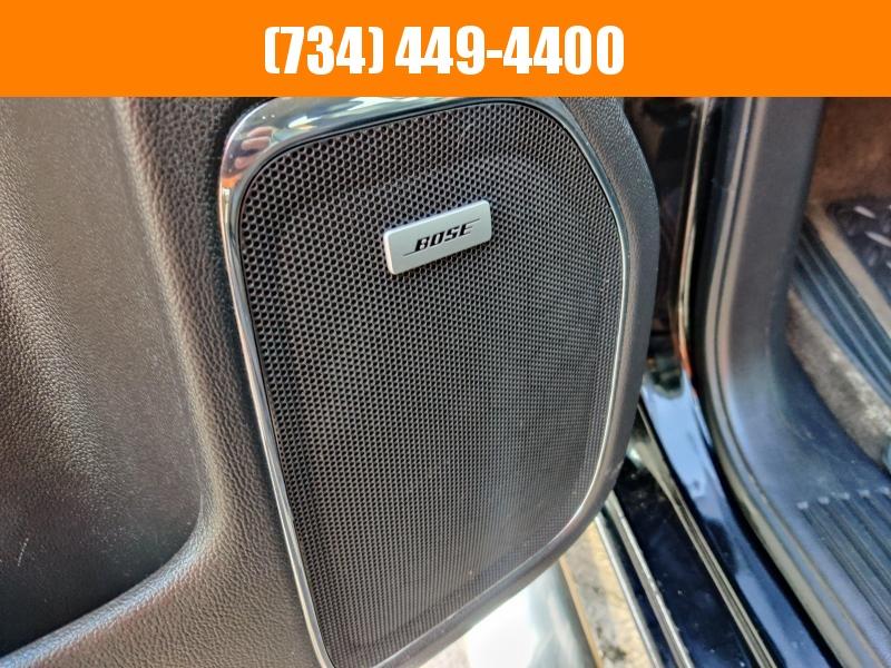 2015 Chevrolet Silverado 2500HD LTZ Crew Cab 4x4