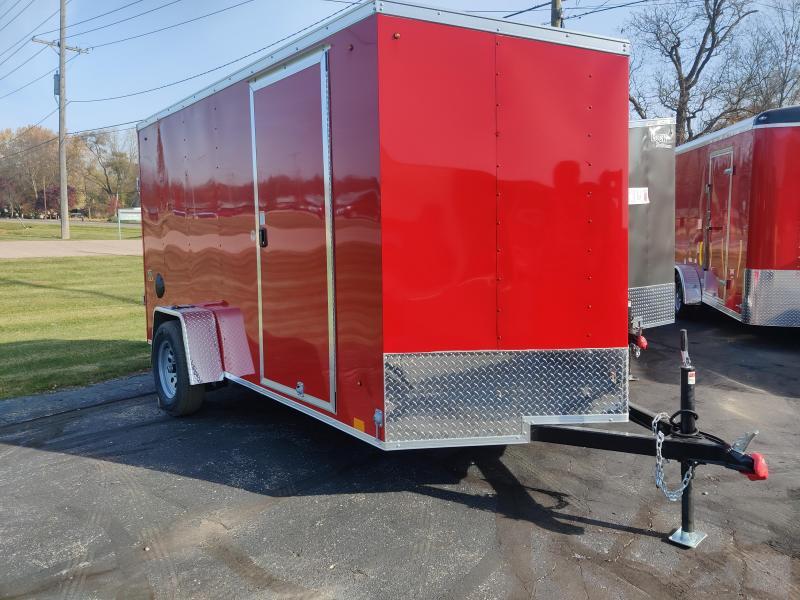2021 Look Trailers LSCAB6.0X12 Enclosed Cargo Trailer