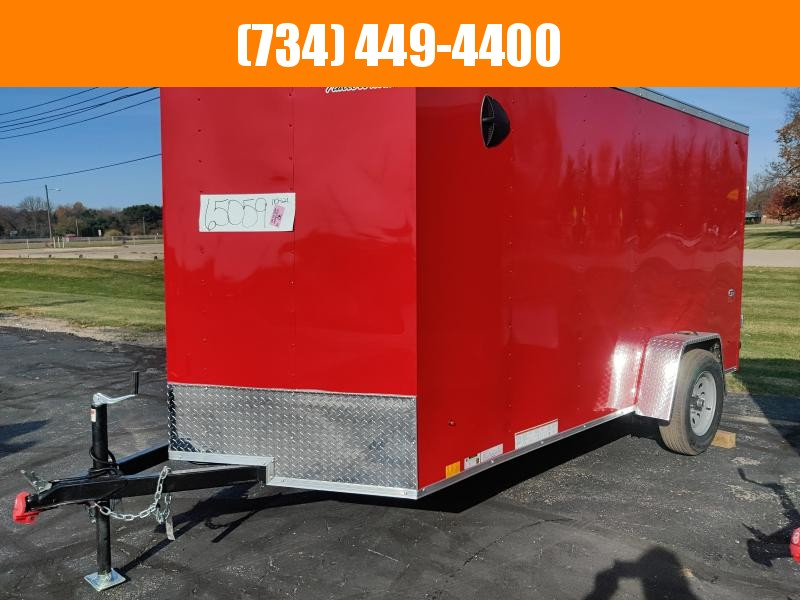 2021 Look Trailers LSCAB6.0X12 Enclosed Cargo Trailer
