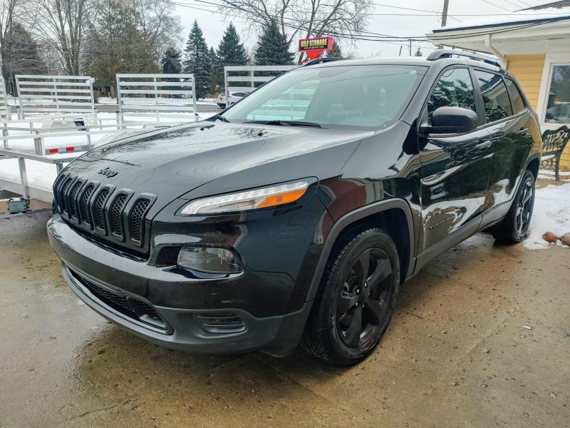 2017 Jeep Cherokee Sport FWD 60k miles