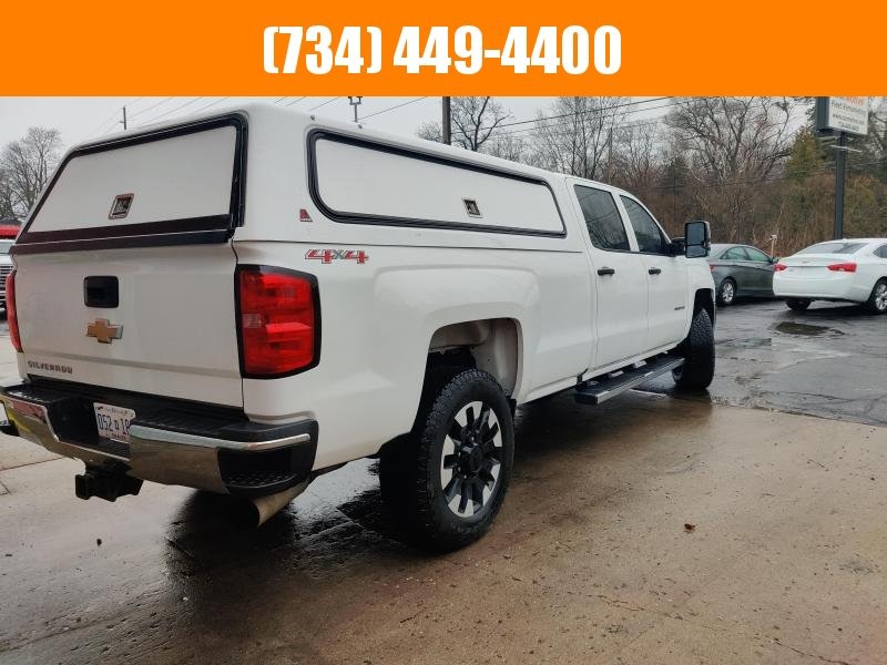 2015 Chevrolet Silverado 3500HD Crew Cab Long Bed Diesel Duramax